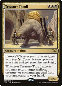 Treasury Thrull, Magic, Commander 2015