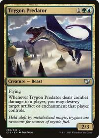 Trygon Predator, Magic: The Gathering, Commander 2015