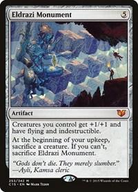 Eldrazi Monument, Magic: The Gathering, Commander 2015
