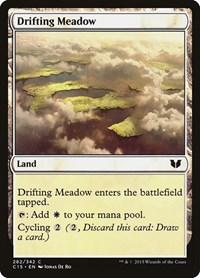 Drifting Meadow, Magic, Commander 2015