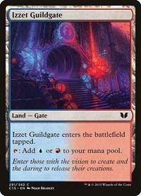 Izzet Guildgate, Magic: The Gathering, Commander 2015