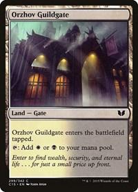 Orzhov Guildgate, Magic: The Gathering, Commander 2015