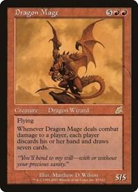 Dragon Mage, Magic, Scourge