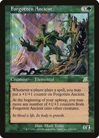 Forgotten Ancient, Magic: The Gathering, Scourge