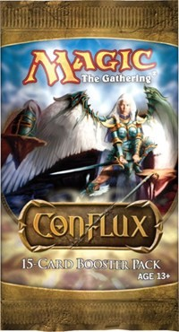 Conflux Booster Pack, Magic, Conflux