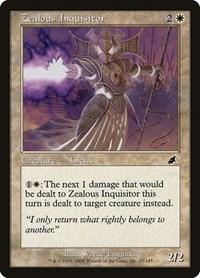 Zealous Inquisitor, Magic: The Gathering, Scourge