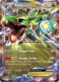 Rayquaza EX (XY73), Pokemon, XY Promos