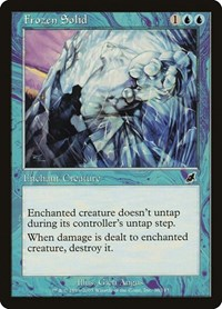 Frozen Solid, Magic: The Gathering, Scourge