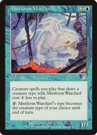 Mistform Warchief, Magic: The Gathering, Scourge