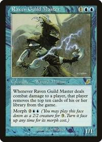 Raven Guild Master (Foil)