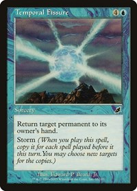 Temporal Fissure, Magic: The Gathering, Scourge