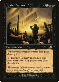 Lethal Vapors (Foil)