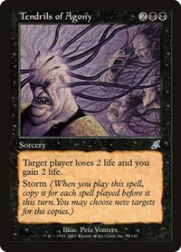 Tendrils of Agony, Magic: The Gathering, Scourge