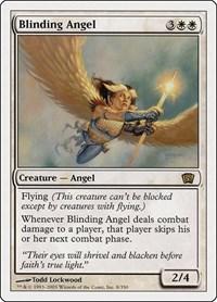 Blinding Angel, Magic, 8th Edition