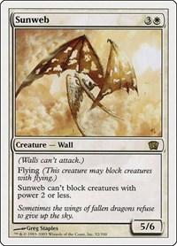 Sunweb, Magic: The Gathering, 8th Edition