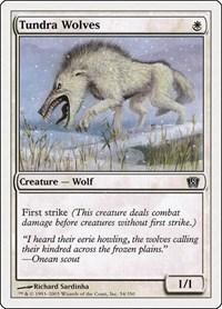 Tundra Wolves, Magic, 8th Edition