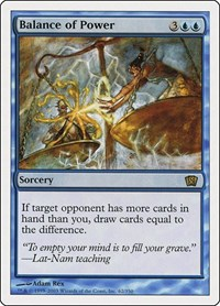 Balance of Power, Magic: The Gathering, 8th Edition