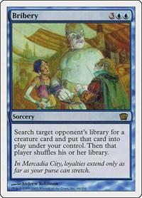 Bribery, Magic: The Gathering, 8th Edition