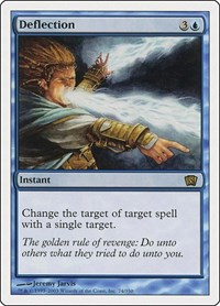 Deflection, Magic: The Gathering, 8th Edition