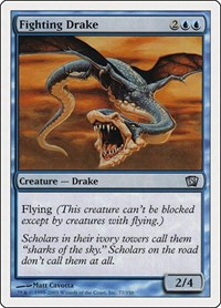 Fighting Drake, Magic: The Gathering, 8th Edition