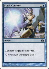 Flash Counter, Magic: The Gathering, 8th Edition