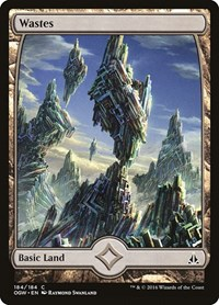 Wastes (184) - Full Art