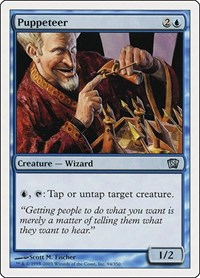 Puppeteer, Magic: The Gathering, 8th Edition