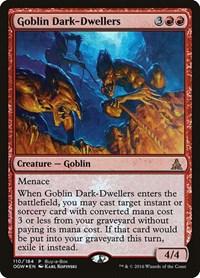 Goblin Dark-Dwellers, Magic: The Gathering, Buy-A-Box Promos
