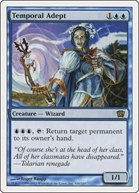 Temporal Adept, Magic: The Gathering, 8th Edition