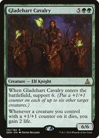 Gladehart Cavalry, Magic: The Gathering, Oath of the Gatewatch