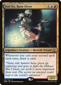 Jori En, Ruin Diver, Magic: The Gathering, Oath of the Gatewatch