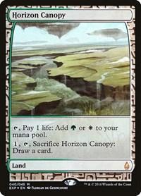 Horizon Canopy, Magic: The Gathering, Zendikar Expeditions