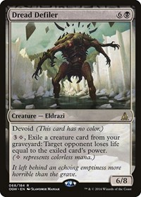 Dread Defiler, Magic: The Gathering, Oath of the Gatewatch