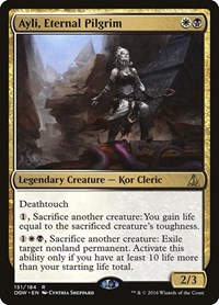 Ayli, Eternal Pilgrim, Magic: The Gathering, Oath of the Gatewatch