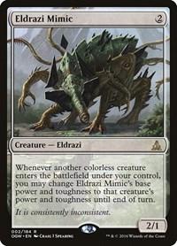 Eldrazi Mimic, Magic: The Gathering, Oath of the Gatewatch