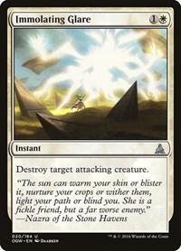 Immolating Glare, Magic, Oath of the Gatewatch