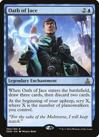 Oath of Jace, Magic, Oath of the Gatewatch