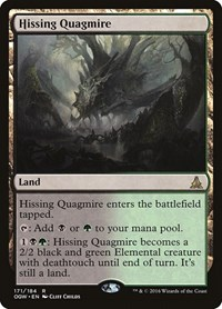 Hissing Quagmire, Magic: The Gathering, Oath of the Gatewatch