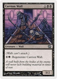 Carrion Wall, Magic: The Gathering, 8th Edition