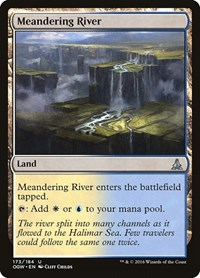 Meandering River, Magic: The Gathering, Oath of the Gatewatch