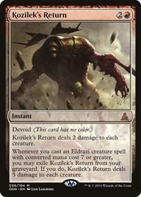 Kozilek's Return, Magic: The Gathering, Oath of the Gatewatch