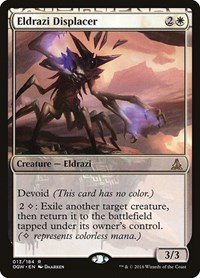Eldrazi Displacer, Magic, Oath of the Gatewatch