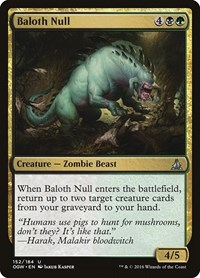 Baloth Null, Magic: The Gathering, Oath of the Gatewatch