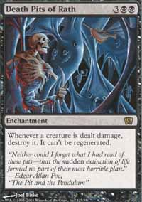 Death Pits of Rath, Magic: The Gathering, 8th Edition