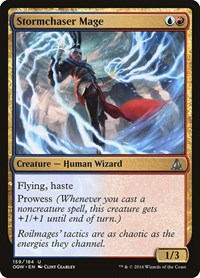 Stormchaser Mage, Magic: The Gathering, Oath of the Gatewatch