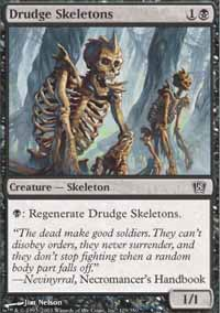 Drudge Skeletons, Magic: The Gathering, 8th Edition