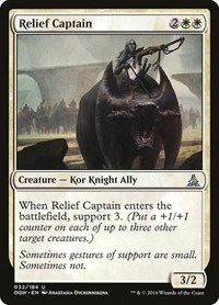 Relief Captain, Magic: The Gathering, Oath of the Gatewatch