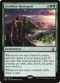 Zendikar Resurgent, Magic: The Gathering, Oath of the Gatewatch