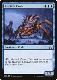 Ancient Crab, Magic: The Gathering, Oath of the Gatewatch