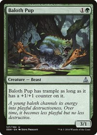 Baloth Pup, Magic: The Gathering, Oath of the Gatewatch